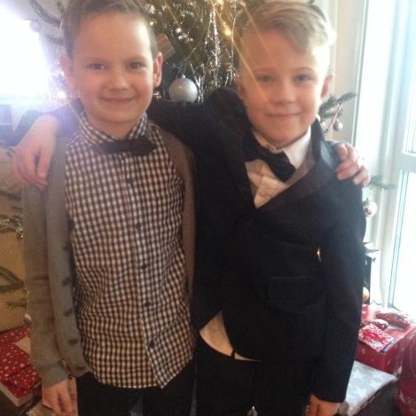 Elias & Theodor