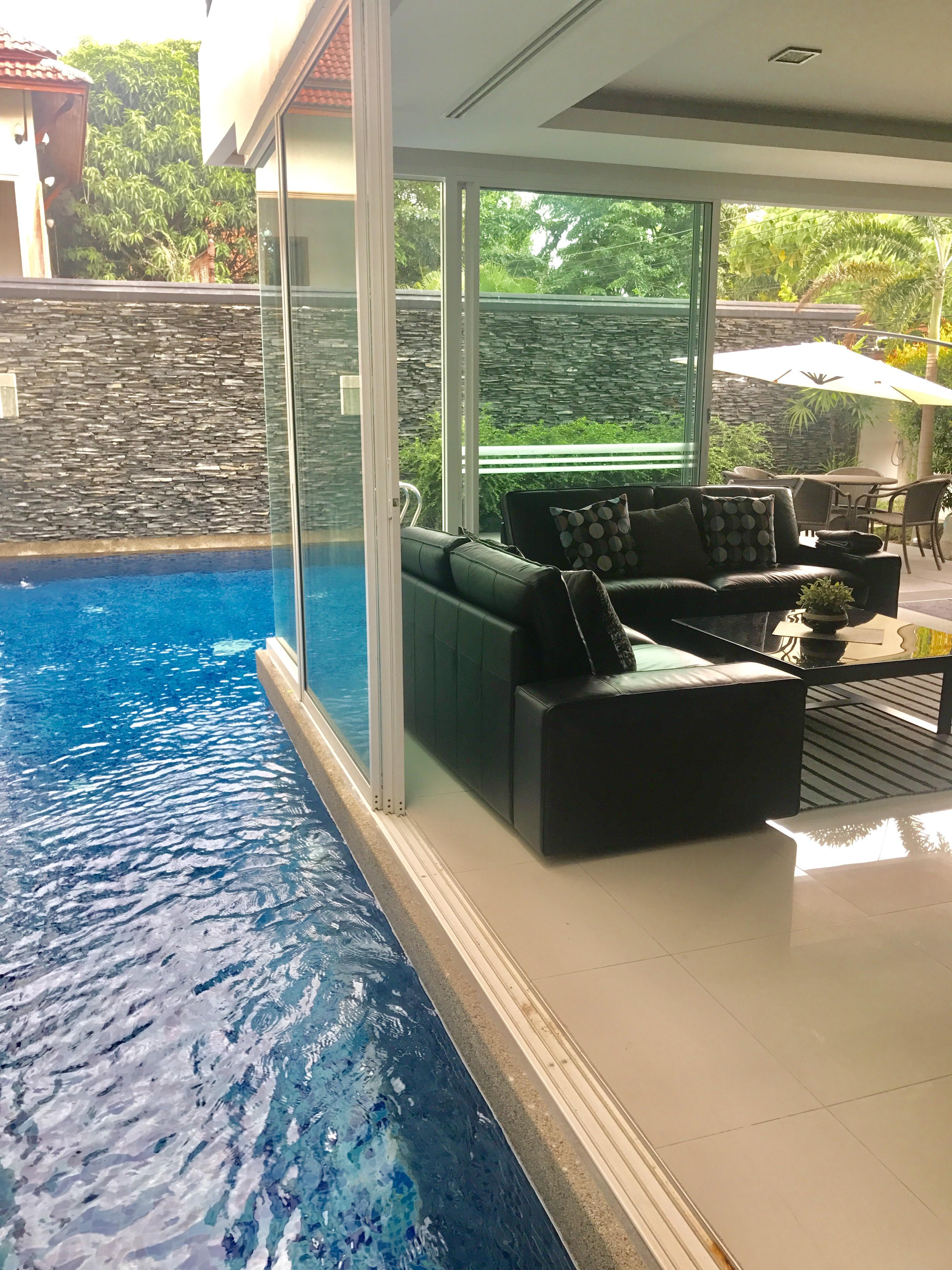 Ett av våra lyxhus på Phuket!