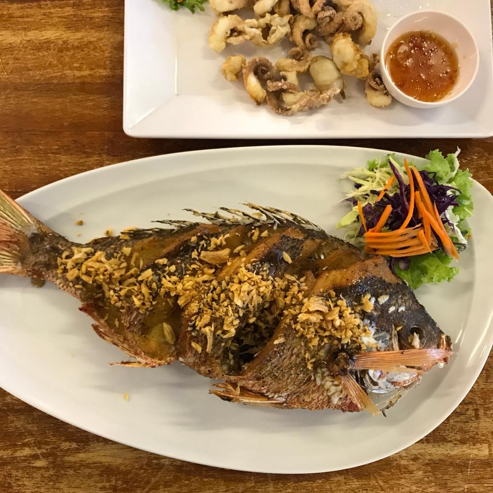 Seafood Phuket